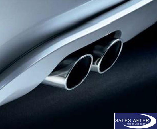 Salesafter The Online Shop Bmw Z4 E85 Exhaust Pipe