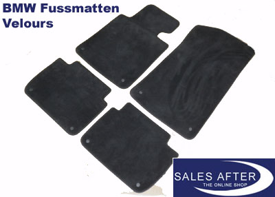 salesafter the online shop bmw 3er e46 satz fussmatten. Black Bedroom Furniture Sets. Home Design Ideas