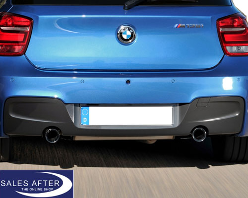 Salesafter The Online Shop Bmw 1 Series F20 F21 M Diffuser M135i