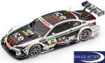"BMW Miniatur M3 E92 DTM 2013 ""Ice Watch"", 1:18"