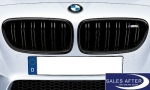 BMW M Performance 5 series F10 M5 Front grille in black