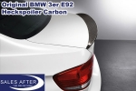 BMW Performance 3er E92 Coupe Heckspoiler Carbon
