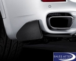 BMW M Performance X5 F15 Heckflaps Carbon