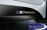BMW M Performance 1 series F20 5-doors Foil for sideskirts
