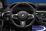 BMW M Performance G30 G31 G32 Steering wheel in Alcantara, without shift paddles