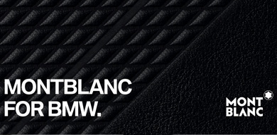Montblanc for BMW Kollektion