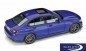 Mobile Preview: BMW Miniatur 3er G20 330i Portimao Blau, 1:18
