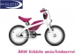Mobile Preview: Original BMW KidsBike weiß/himbeerrot