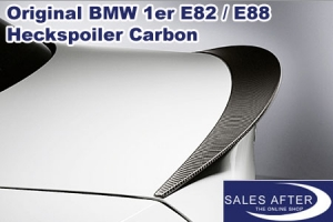 BMW Performance 1er E88 Heckspoiler Carbon