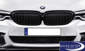 Original BMW M Performance X2 F39 Satz Ziergitter Nieren schwarz Front Gitter