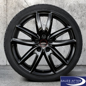 RDC Radsatz F60 JCW Grip Spoke 815 + Continental