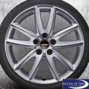RDC Radsatz F60 JCW Grip Spoke 815 + Bridgestone