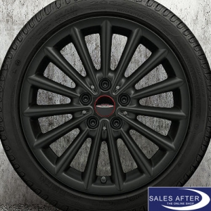 RDC Radsatz MINI F55 F56 F57 JCW Multi Spoke 505 + Dunlop