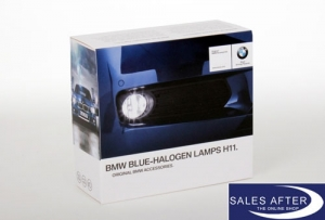 Original BMW Blue-Halogenlampen, 2x H11