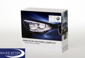 Original BMW Blue-Halogenlampen, 2x H7