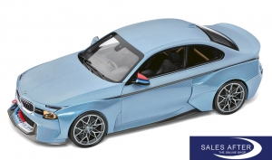 BMW Miniatur 2002 Hommage Collection, 1:18