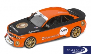 BMW Miniatur 2002 Turbomeister Hommage Collection, 1:18