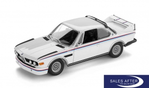 BMW Miniatur 3.0 CSL (1971) Heritage Collection, 1:18