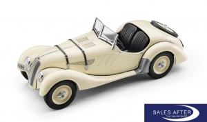 BMW Miniatur 328 (1937) Heritage Collection, 1:18