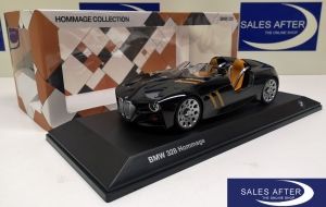 BMW Miniatur 328 Hommage Collection, 1:18