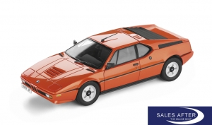 BMW Miniatur M1 (1978) Heritage Collection, 1:18