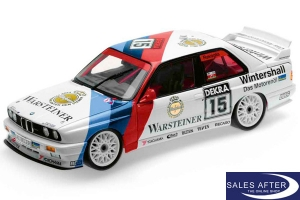 BMW Miniatur M3 E30 Heritage Racing Collection, 1:18