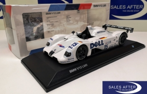 BMW Miniatur V12 LMR Heritage Racing Collection, 1:18