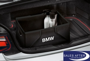 Original BMW Faltbox, schwarz