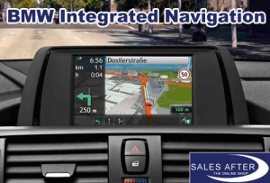 Original BMW Integrated Navigation