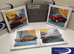 Original BMW Classic Collection Leinwand-Set