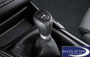 BMW M/Performance Schaltknauf Carbon mit Alcantarabalg Passend f/ür 1er F20,F21