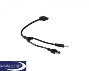 Original BMW Media Adapter Apple iPod/iPhone