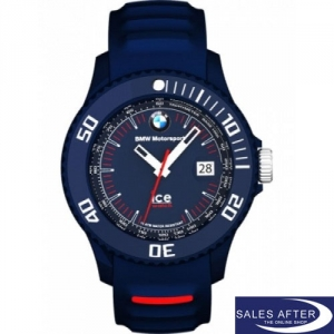 Original BMW Motorsport Ice Watch Basic, dunkelblau