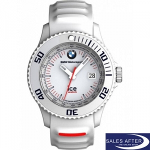 Original BMW Motorsport Ice Watch Basic, weiss