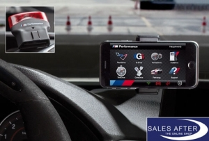 Original BMW M Performance Drive Analyser, iOS & Android