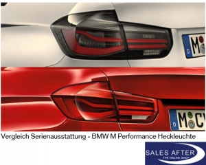 BMW M Performance 3er F31 Blackline Heckleuchten