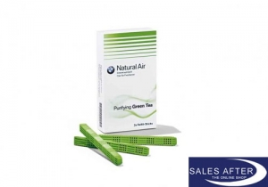 "Original BMW Innenraumduft Natural Air, Refill Kit ""Green Tea"""