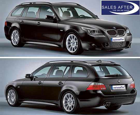 Salesafter The Online Shop Bmw 5 Series E61 Touring M Package Without Pdc