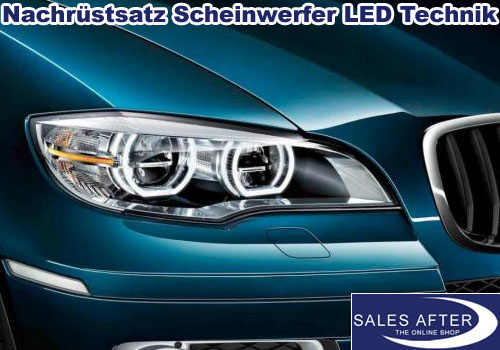 Salesafter The Online Shop Bmw X6 E71 Nachr 252 Stsatz Led