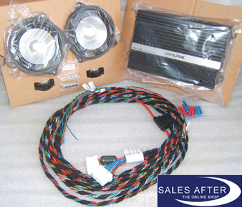 Salesafter The Online Shop Bmw X1 E84 Alpine Hi Fi System