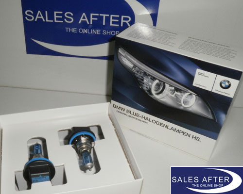 Salesafter The Online Shop Genuine Bmw Blue Halogen