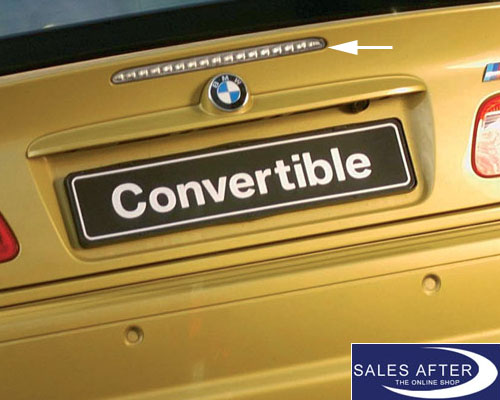 Salesafter The Online Shop Bmw 3er E46 Cabrio Dritte