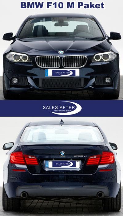 salesafter the online shop bmw 5er f10 limousine m. Black Bedroom Furniture Sets. Home Design Ideas