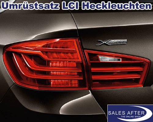 Salesafter The Online Shop Bmw 5er F11 Touring Umr 252 Stsatz Heckleuchten Facelift