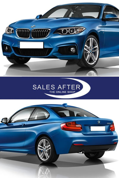 Salesafter The Online Shop Bmw 2 Series F22 Coupe M