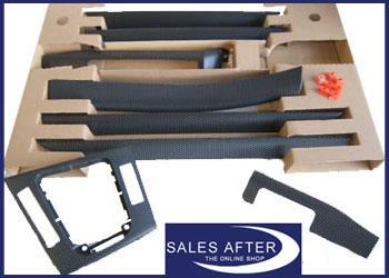 salesafter the online shop bmw 3 series e46 alu black. Black Bedroom Furniture Sets. Home Design Ideas