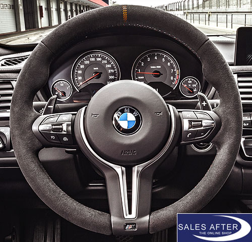 Salesafter The Online Shop Bmw F82 M4 Steering Wheel