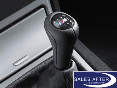 f/ür BMW 1 3 5 6er E30 E32 E34 E36 E38 E39 E46 E53 E60 E63 E83 E84 E87 E90 E91 TAYDMEO 5 6-Gang-Schaltknauf aus echtem Leder