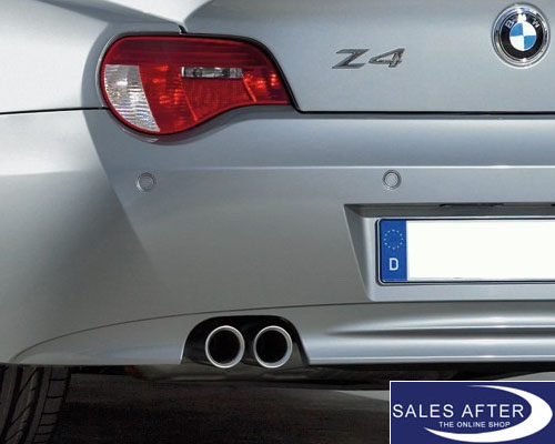 Salesafter The Online Shop Bmw Z4 E85 E86 Exhaust Pipe