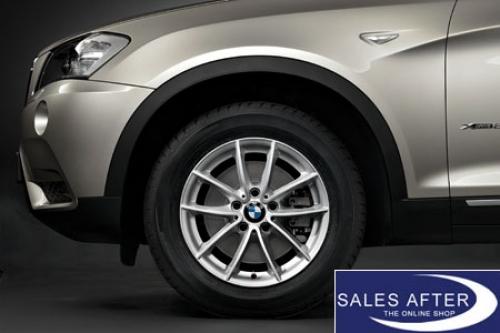 4x Original BMW Felgen Alufelgen X3 F25 V Speiche V Speiche 304   7